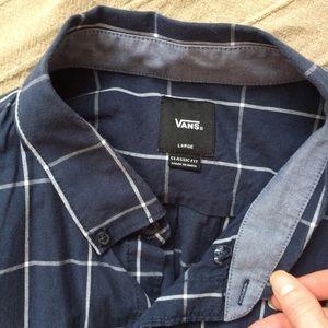 Vans Shirts - EUC Vans Shirt for Men